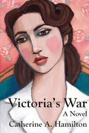 Review: Victoria's War by Catherine A.Hamilton