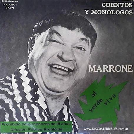 DISCO MARRONE