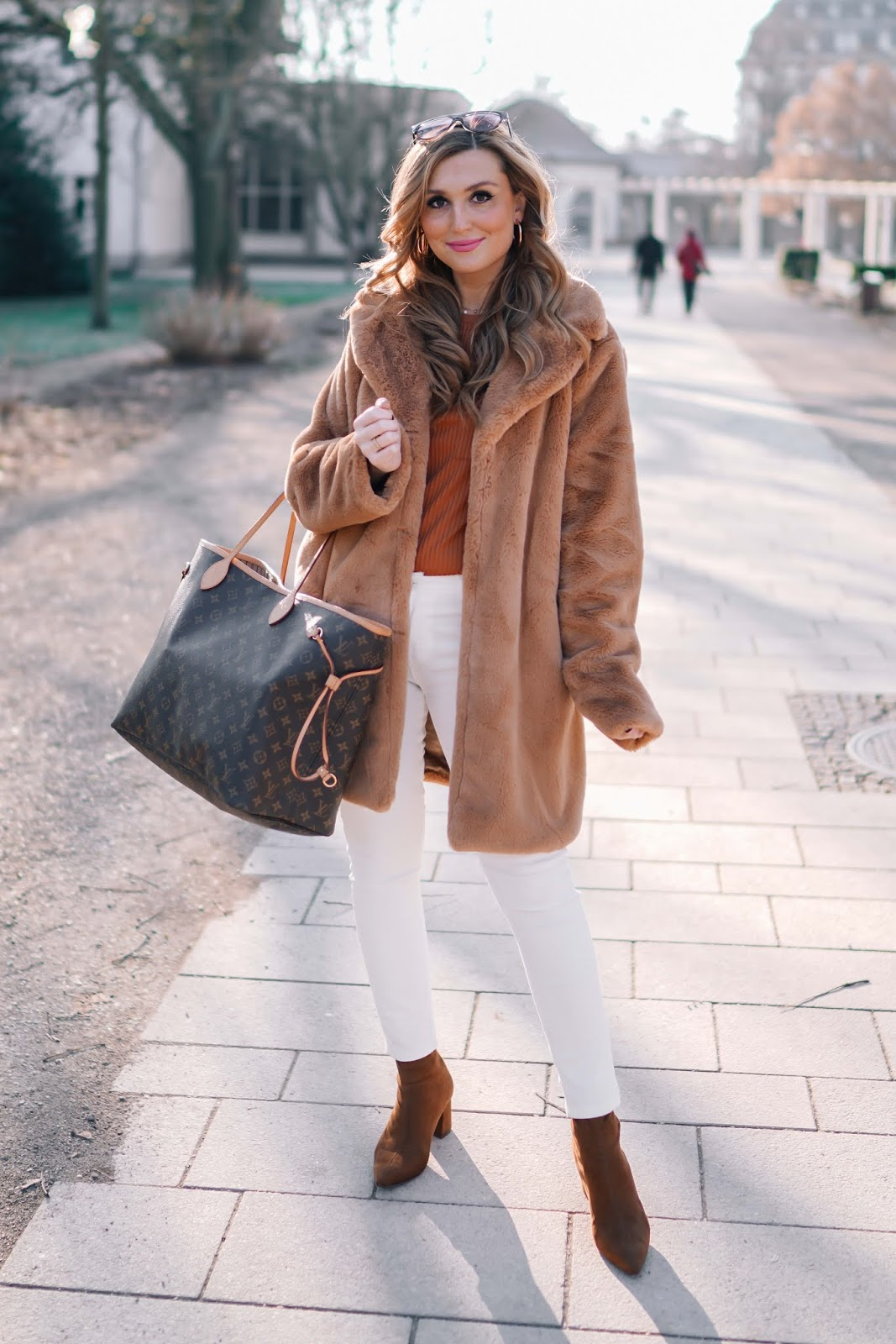 trend Teddy Coat