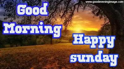 Happy sunday morning images