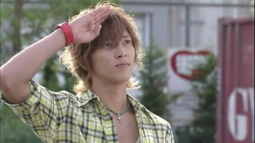 Yamashita Tomohisa as Naoki from Buzzer Beat (2009)