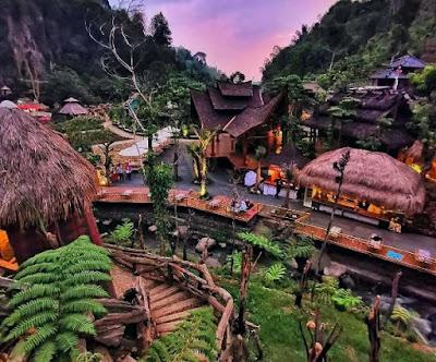 Tawaman Wisata di Bandung Lembang