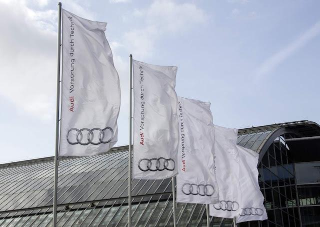 Audi e Porsche compartilharão arquitetura de veículos
