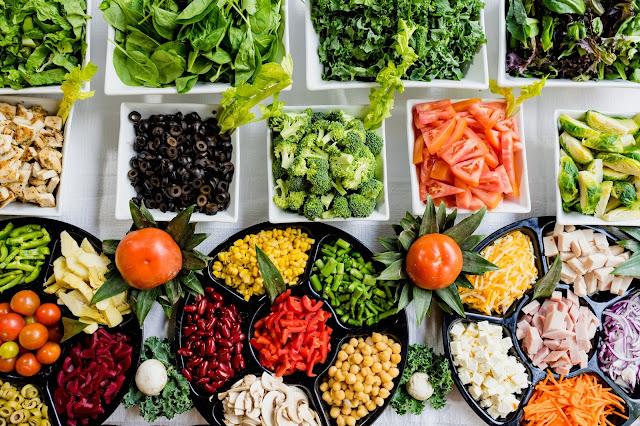 نصائح حول الطعام الصحي في الصيف