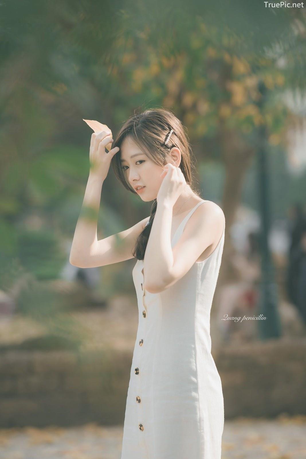 Vietnamese Hot Girl Linh Hoai - Season of falling leaves - TruePic.net - Picture 1