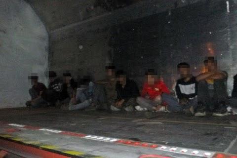 Nyolc év fegyházra ítéltek egy holland embercsempészt Debrecenben