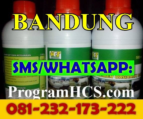 Jual SOC HCS Bandung