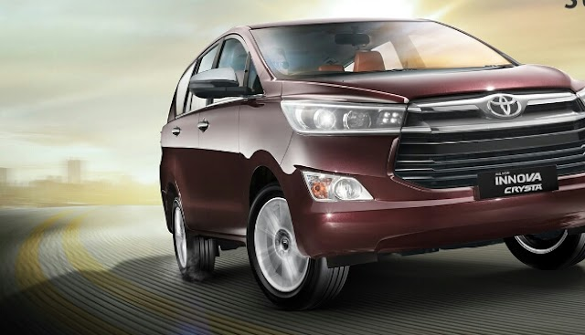 Toyota launch BS6 innova crysta in india