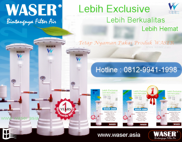 harga filter air tanah