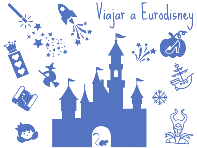 Viajar a Eurodisney Paris