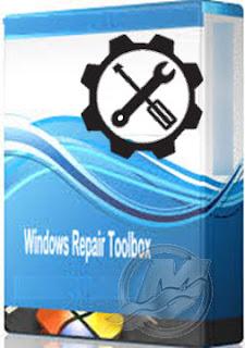 برنامج Windows Repair Toolbox 2.0.0.2  لاصلاح جميع اخطاء ومشاكل الويندوز