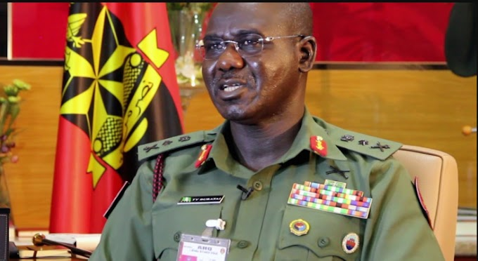 Nigerians Are Ungrateful For The Army's Efforts Against Insurgency - Buratai