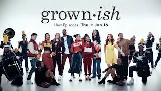 "Grown-ish 3° Terceira Temporada ""Marching Band"" (HD)"