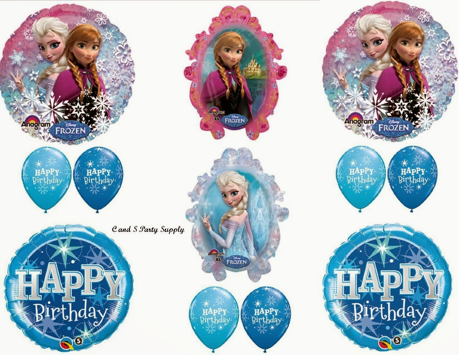 Frozen free printable toppers oh my fiesta in english - Decoracion para foto ...