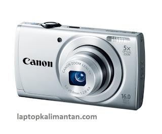 Jual Kamera Second X Canon PowerShoot A2500
