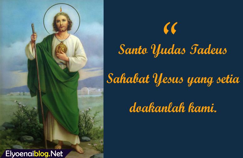 cara doa novena santo yudas tadeus yang benar, ketika dalam kesulitan keuangan