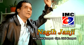 Lirik Lagu Nagih Janji - Didi Kempot