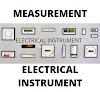 MEASURING इलेक्ट्रिकल और इलेक्ट्रॉनिक इंस्ट्रूमेंट की लिस्ट