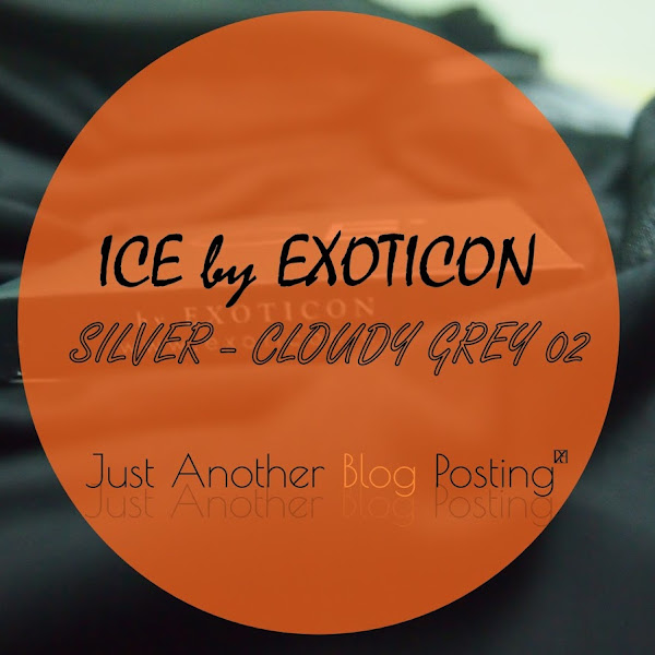 REVIEW || ICE Silver No 02 Cloudy Grey by EXOTICON