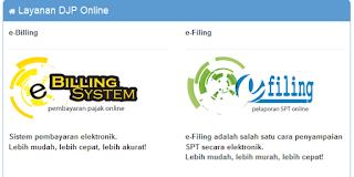 pajak online ebilling