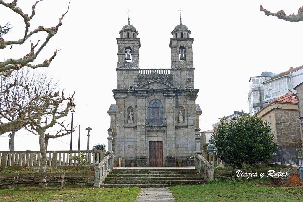 Santuario de Nuestra Señora de los Remedios de Castro Caldelas