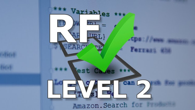 Robot Framework Test Automation - Level 2