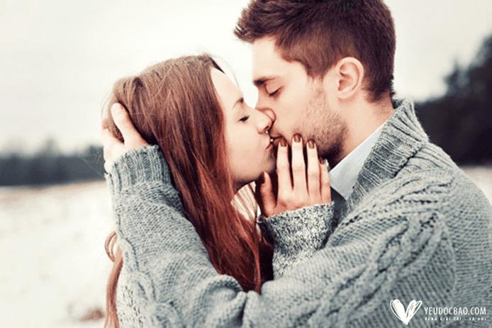 Đàn ông chăm hôn vợ trước khi đi làm sẽ sống thọ hơn tới 5 năm
