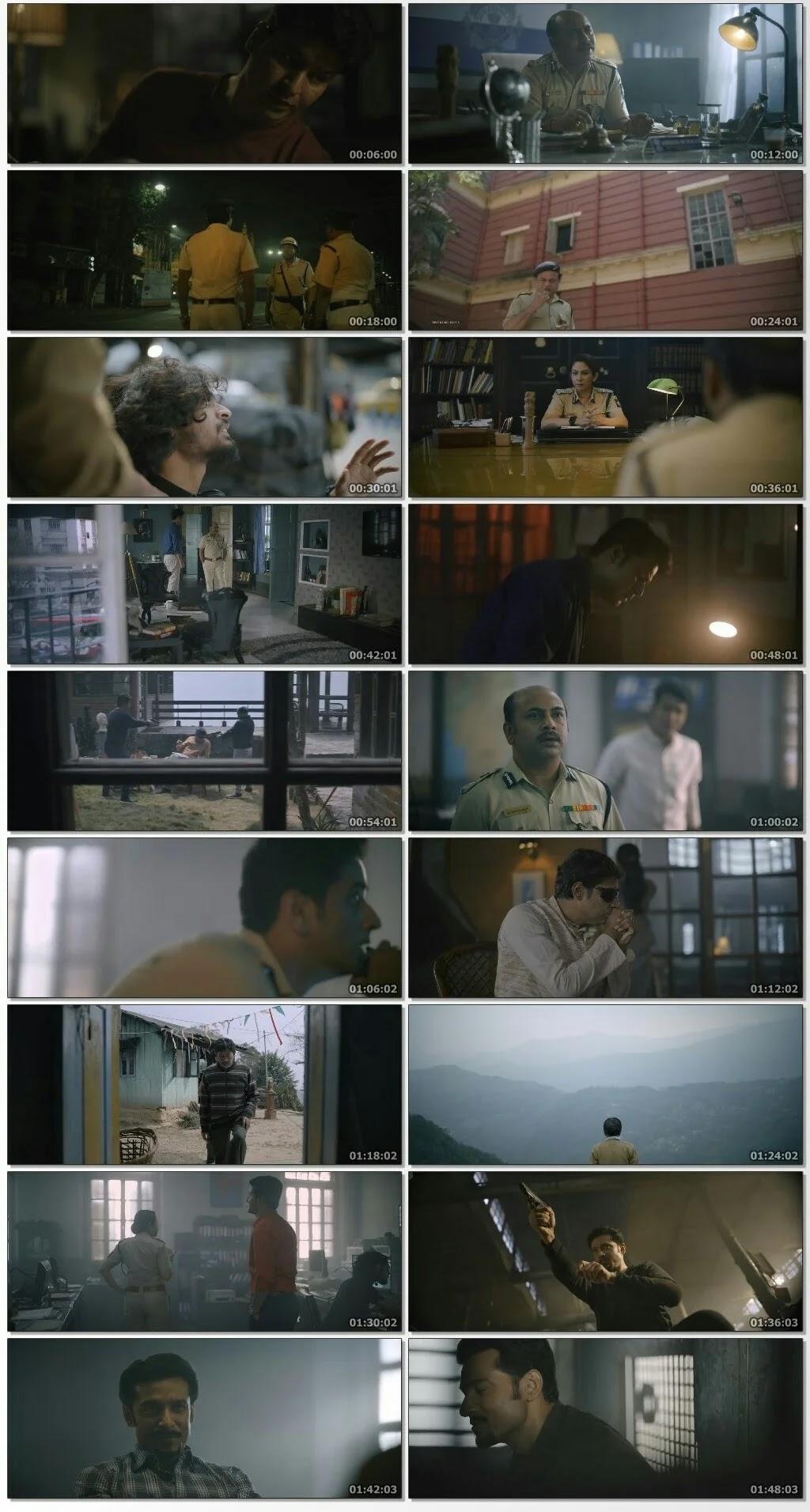 Mukhosh Bengali movie
