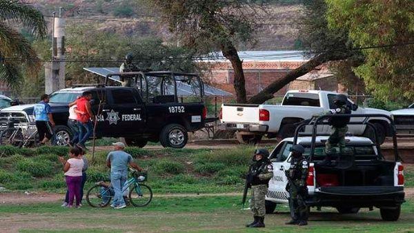 Asesinan a 24 personas en ataque armado en Guanajuato, México