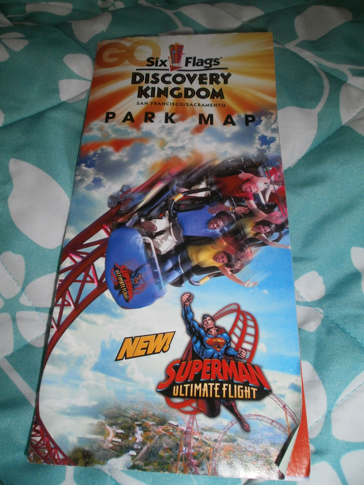 SIX FLAGS DISCOVERY KINGDOM OPENING DAY 2012 UPDATE!!