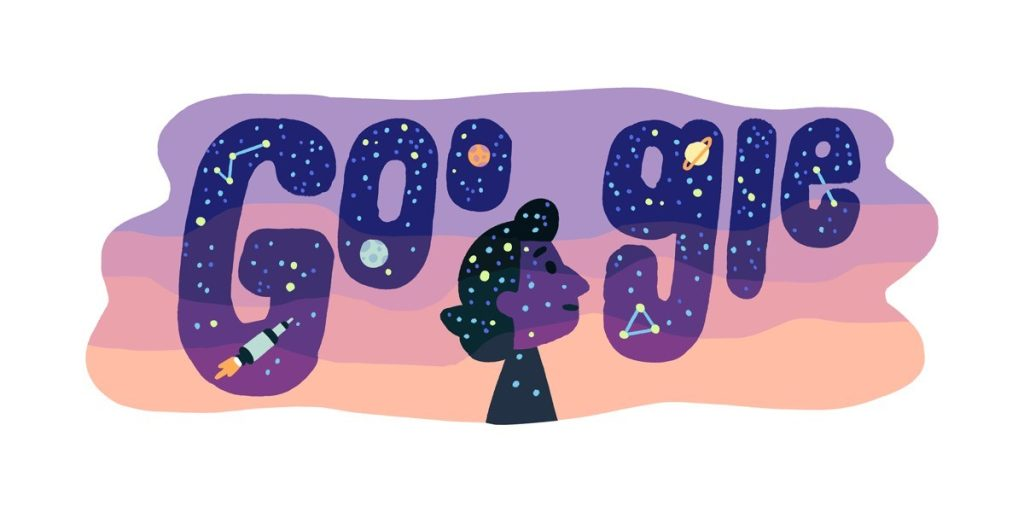 Google Doodle honors Dilhan Eryurt, Apollo 11 astronomer