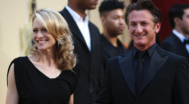 """""""Sean Penn, Robin Wright's son Hopper arrested for drug possession"""""""