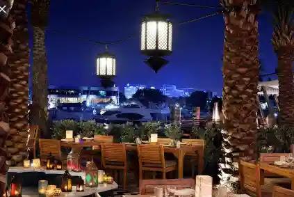 مطعم يلدزلار دبي Yeldizlar Lebanese Restaurant