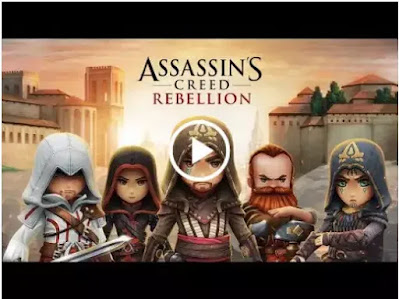 Assassin's  Creed Pirates Games Android Offline