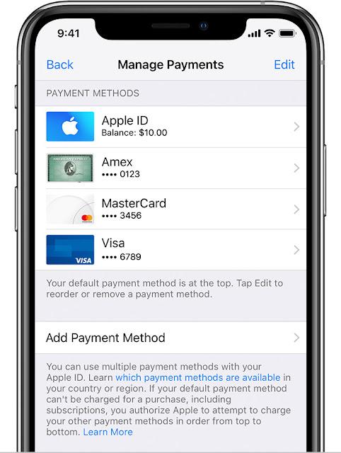Cara Membeli Aplikasi di App Store Tanpa CC