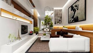 Foto de sala moderna