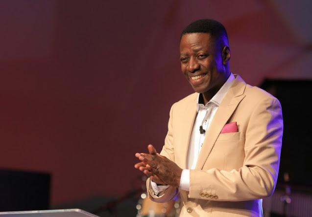 Audio: Rev Sam Adeyemi - Ideas Rules The World