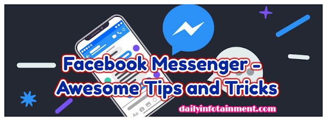 Facebook Messenger - Best Top 10 Tricks to use it like a Pro