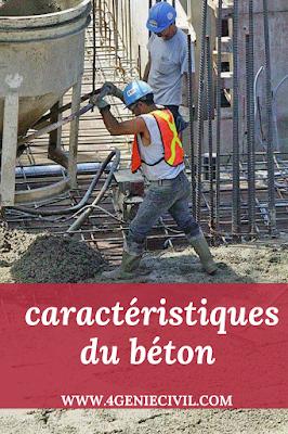 Caracteristiques du beton - pdf