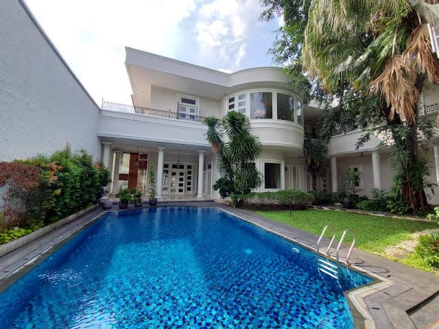Dijual Rumah di Sriwijaya jakarta selatan