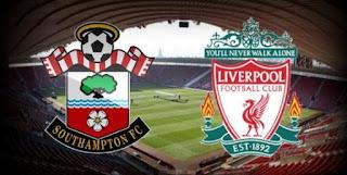 Live Streaming Southampton vs Liverpool