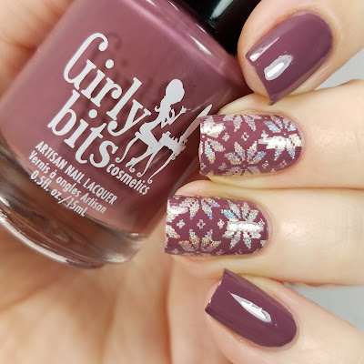 Girly Bits Cosmetics Gettin Figgy With It Fall 2017 Collection Part 2 Swatches and Review