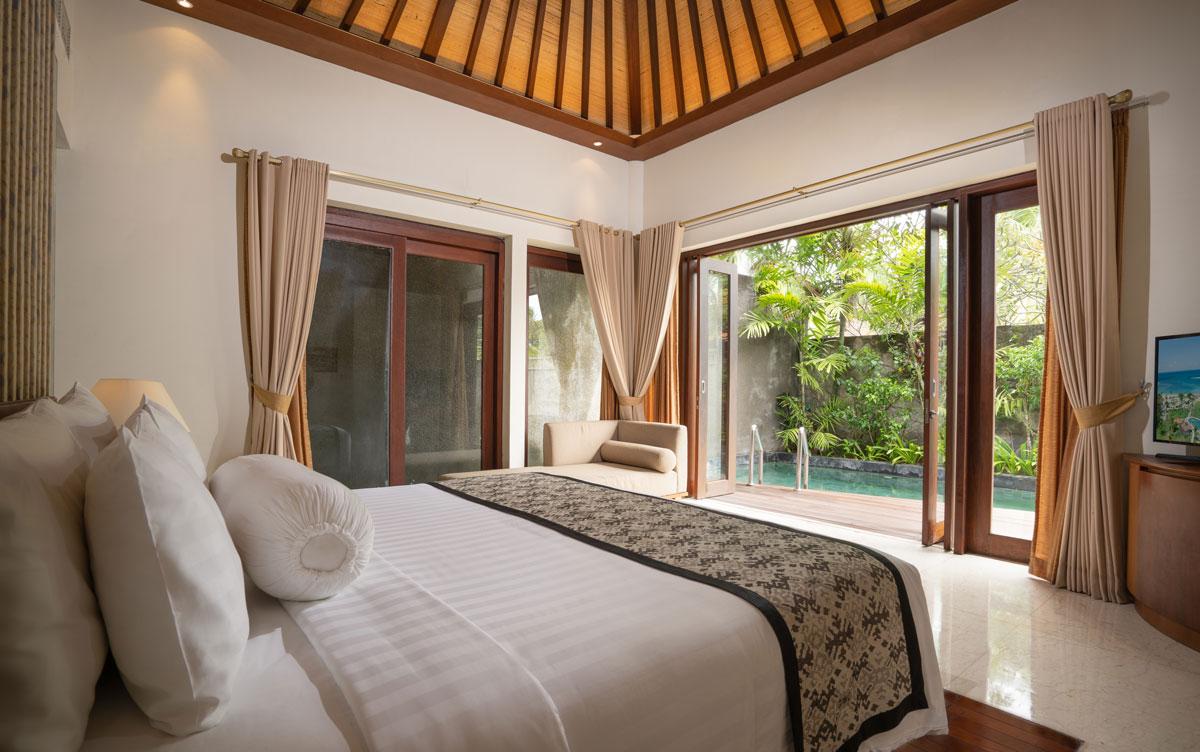 Villa Two Bedroom - Guest Room
