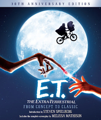 E.T. From Concept To Classic Book Review