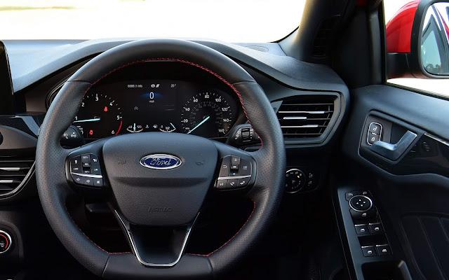 Ford Focus ST Line X EcoBlue Automático