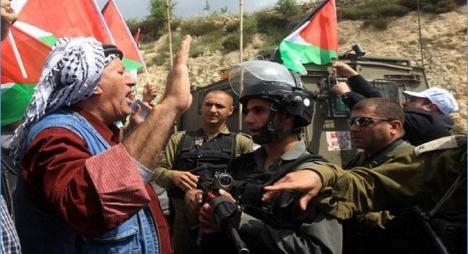 مجموعة العمل الوطنية تدين جرائم الصهيونية في يوم الأرض