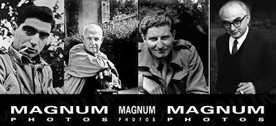 historia de la agencia magnum photos