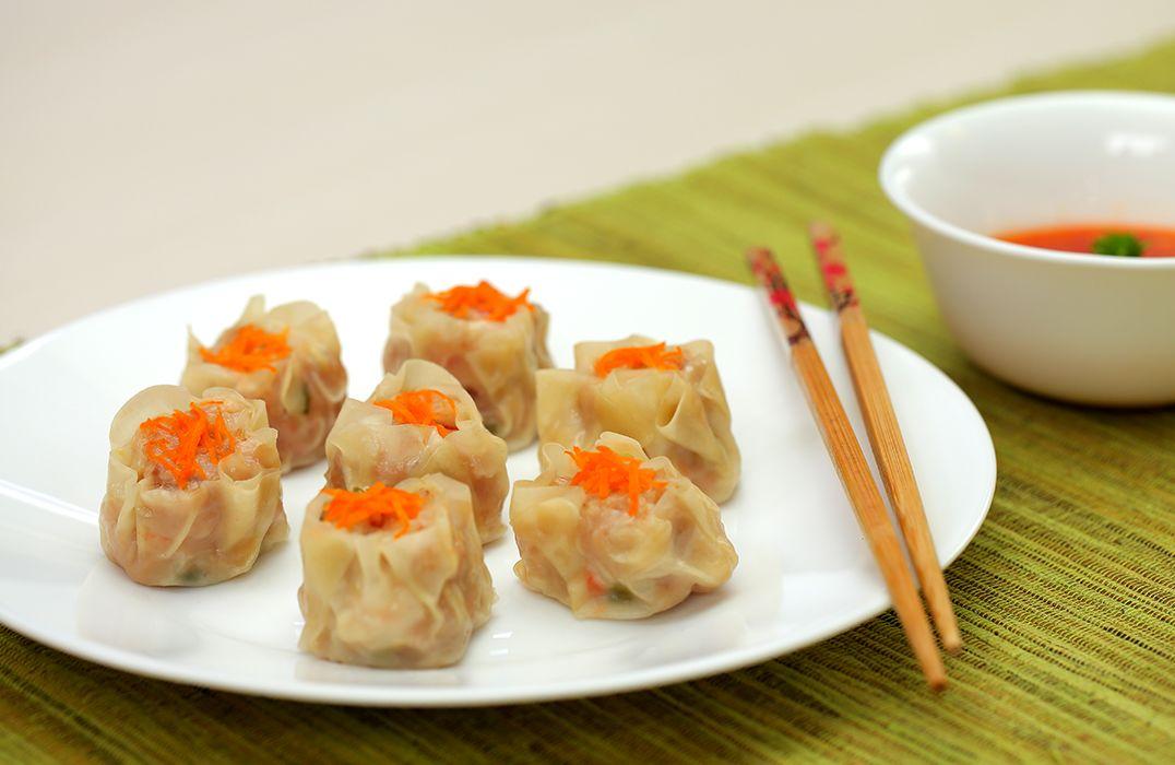 Resep siomay dimsum isi ayam dan udang (tupperware.id)