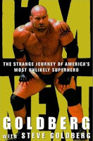 Bill Goldberg WCW WWE Book Review