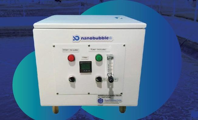 Mesin Nano Bubble